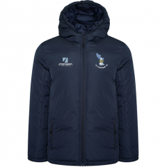 Old Brentwoods Navy Matchday Padded Jacket